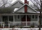 Foreclosed Home in Hebron 46341 N JEFFERSON ST - Property ID: 3544454514