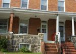 Foreclosed Home in Baltimore 21218 AISQUITH ST - Property ID: 3547907954