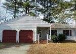 Foreclosed Home in Hampton 23666 STEEPLECHASE LOOP - Property ID: 3573391906