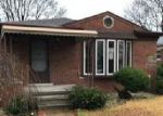 Foreclosed Home in Allen Park 48101 LOUISE AVE - Property ID: 3585213693