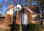 Foreclosed Home in Detroit 48219 GLASTONBURY RD - Property ID: 3585512380
