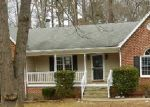 Foreclosed Home in Chester 23831 OLD CHESHIRE LN - Property ID: 3597902678