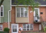 Foreclosed Home in Laurel 20707 ARBORY CT - Property ID: 3629106120
