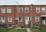 Foreclosed Home in Baltimore 21213 BONVIEW AVE - Property ID: 3649364167