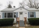 Foreclosed Home in Saint Louis 63133 UTICA DR - Property ID: 3656413368