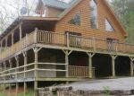 Foreclosed Home in Suches 30572 WOLF PEN GAP RD - Property ID: 3665080882