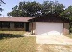 Foreclosed Home in Mannford 74044 CARSON RIDGE RD - Property ID: 3684893504