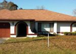 Foreclosed Home in Spring Hill 34609 MONTEGO ST - Property ID: 3709316242