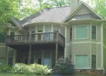 Foreclosed Home in Hiawassee 30546 FODDER CREEK MILL RD - Property ID: 3758236187