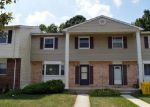 Foreclosed Home in Glen Burnie 21061 CORNELL CT - Property ID: 3793264924