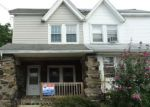 Foreclosed Home in Upper Darby 19082 OAKLEY RD - Property ID: 3805397677