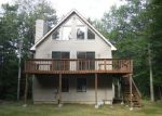 Foreclosed Home in Tobyhanna 18466 DEERWOOD DR - Property ID: 3811362886