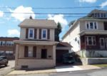 Foreclosed Home in Hazleton 18201 HAYES ST - Property ID: 3811500844
