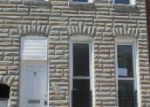 Foreclosed Home in Baltimore 21223 S GILMOR ST - Property ID: 3822541278