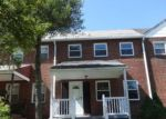 Foreclosed Home in Catonsville 21228 MAPLE DR - Property ID: 3852435193