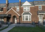 Foreclosed Home in Baltimore 21229 LYNDHURST ST - Property ID: 3862630358