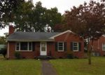 Foreclosed Home in Goldsboro 27530 PEACHTREE ST - Property ID: 3872812375