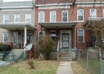 Foreclosed Home in Baltimore 21215 W GARRISON AVE - Property ID: 3887885698