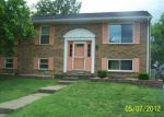 Foreclosed Home in Evansville 47715 AUTUMNWOOD WAY - Property ID: 3889003400