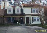 Foreclosed Home in Hampton 23666 KINSMEN WAY - Property ID: 3890619528