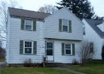 Foreclosed Home in Rochester 14616 BENNINGTON DR - Property ID: 3896967970