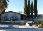 Foreclosed Home in Tucson 85748 N BULL RUN DR - Property ID: 3904234829