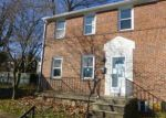 Foreclosed Home in Catonsville 21228 BRIARWOOD RD - Property ID: 3906062942