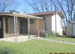 Foreclosed Home in San Antonio 78223 KILLARNEY DR - Property ID: 3912660119