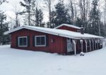 Foreclosed Home in Iron River 49935 E HAGERMAN LAKE RD - Property ID: 3913671860