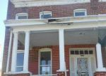 Foreclosed Home in Baltimore 21215 DUPONT AVE - Property ID: 3920440295