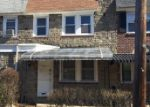 Foreclosed Home in Upper Darby 19082 GLENDALE RD - Property ID: 3937344340