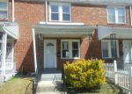 Foreclosed Home in Baltimore 21212 GOVANE AVE - Property ID: 3947440523