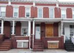 Foreclosed Home in Baltimore 21213 DARLEY AVE - Property ID: 3948907291