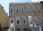 Foreclosed Home in Baltimore 21213 N CHESTER ST - Property ID: 3950356550