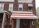 Foreclosed Home in Baltimore 21223 WILKENS AVE - Property ID: 3959874155