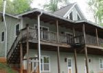Foreclosed Home in Franklin 28734 JOHNNYS MOUNTAIN RD - Property ID: 3966499396