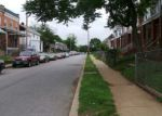 Foreclosed Home in Baltimore 21215 W GARRISON AVE - Property ID: 3984360412