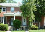 Foreclosed Home in Baltimore 21239 STONEWOOD RD - Property ID: 3991350932
