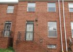Foreclosed Home in Baltimore 21202 WILLINGER CT - Property ID: 3992278998