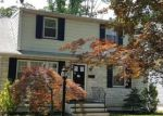 Foreclosed Home in Plainfield 07060 MARION AVE - Property ID: 3992568485