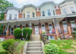 Foreclosed Home in Baltimore 21216 N ELLAMONT ST - Property ID: 3997481233