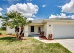 Foreclosed Home in Cape Coral 33993 NW 16TH TER - Property ID: 4007037841
