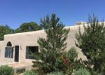 Foreclosed Home in Santa Fe 87508 PAJARO BLANCO RD - Property ID: 4013849193
