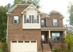 Foreclosed Home in Clayton 27527 CHATSWORTH LN - Property ID: 4027492985