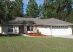 Foreclosed Home in Dunnellon 34433 W VESPERO ST - Property ID: 4033575103