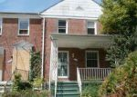 Foreclosed Home in Baltimore 21239 LEITH WALK - Property ID: 4036423251