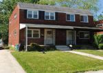 Foreclosed Home in Baltimore 21206 SEWARD AVE - Property ID: 4036427643