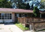 Foreclosed Home in University Park 60484 LANDAU RD - Property ID: 4037898354