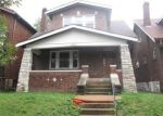 Foreclosed Home in Saint Louis 63115 PENROSE ST - Property ID: 4040714529