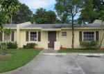 Foreclosed Home in Fort Lauderdale 33309 NW 68TH ST - Property ID: 4041109131